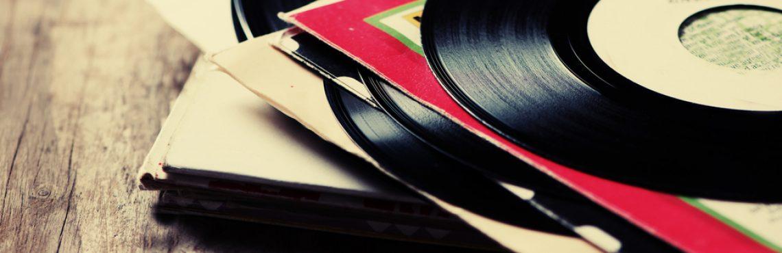 Schallplatten Geldanlage