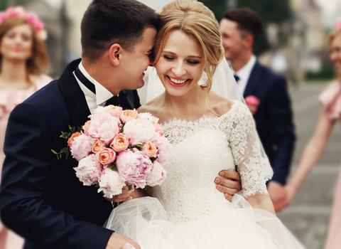 Effektiv Kosten für das Brautkleid senken
