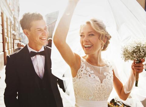 Bei der Hochzeit Kosten einsparen
