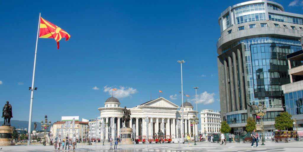 Günstig Urlaub machen in Skopje