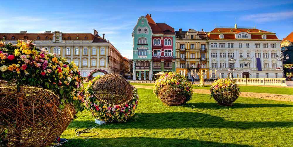 Günstig Urlaub machen in Rumänien