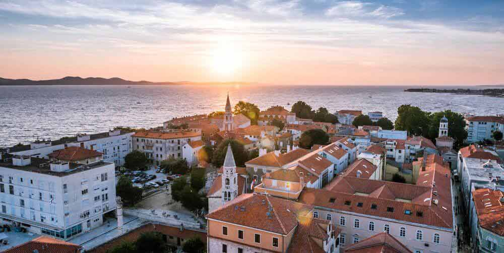 Günstig Urlaub machen in Kroatien