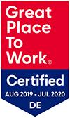 Auszeichnung Great Place to Work