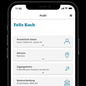 auxmoney App