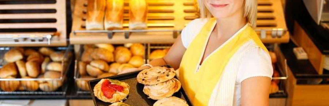 Bäckerei eröffnen