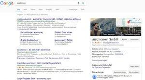 Google MyBusiness für Selbstständige