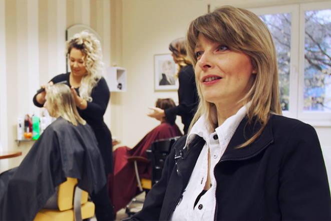 Erfahrungsbericht auxmoney - Friseursalon