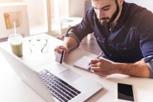 Firmenkredit von auxmoney statt Warenkredit